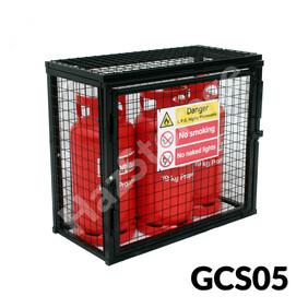 Gas Cylinder Cage - GCS05