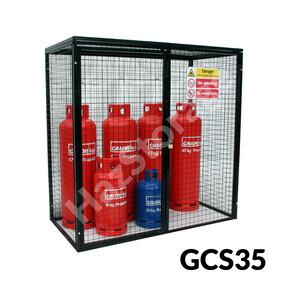 Gas Cylinder Cage - GCS35