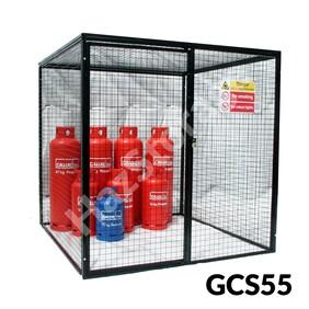 Gas Cylinder Cage - GCS55